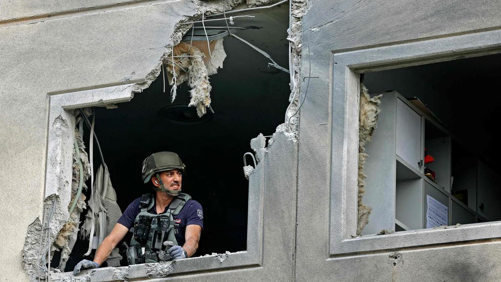 TOPSHOT-ISRAEL-PALESTINIAN-CONFLICT
