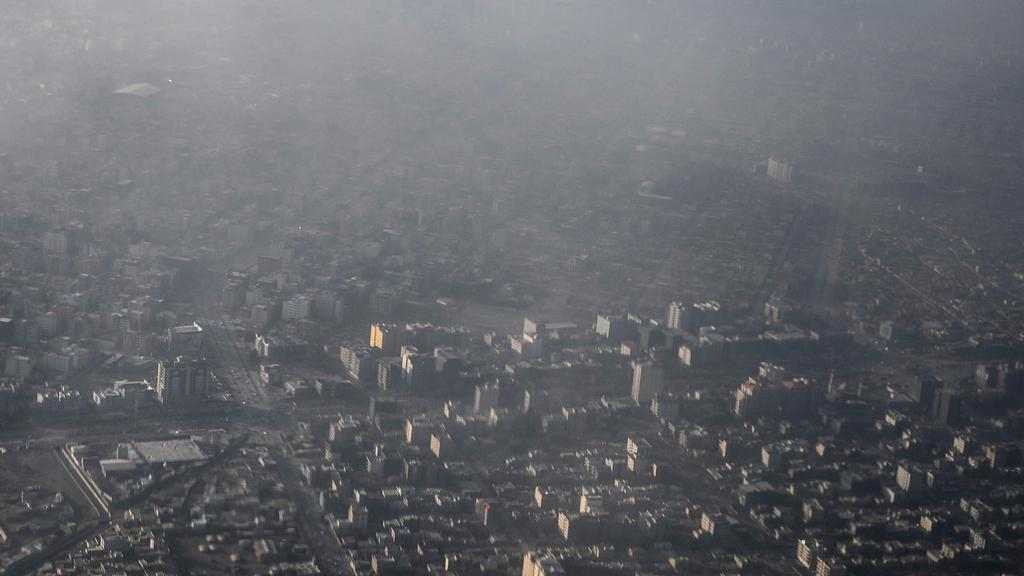 AFGHANISTAN-ENVIRONMENT-POLLUTION