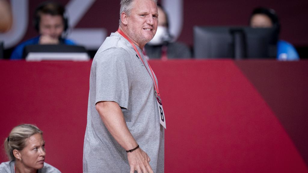 Håndboldkampen mellem Danmark-Egypten, mandag den 26. juli 2021.