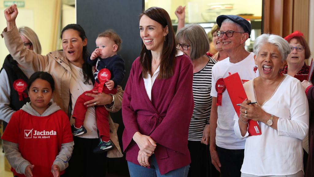 NZEALAND-VOTE-POLLING