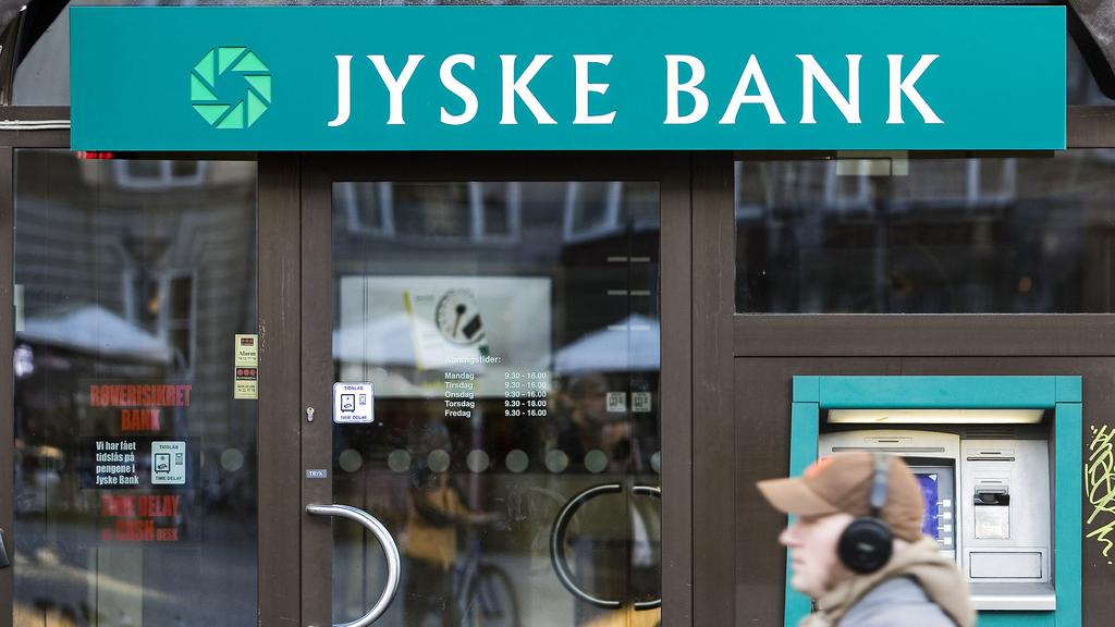 Jyske Bank-aktien hopper på opjustering