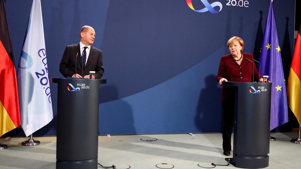 GERMANY-DIPLOMACY-G20-SUMMIT