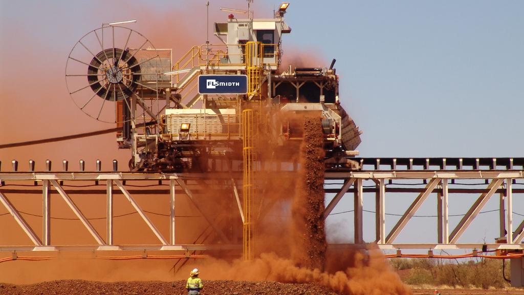 Material Handling Australien