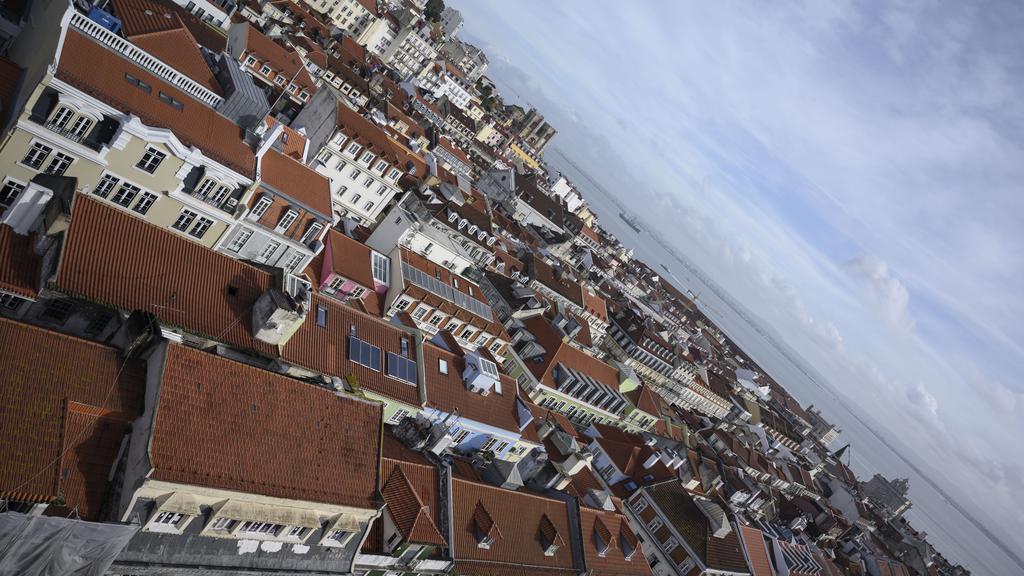 Baixa Chiado in Lisbon