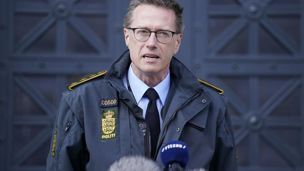 COVID-19: Rigspolitichef Thorkild Fogde holder doorstep om retningslinjer for påsken