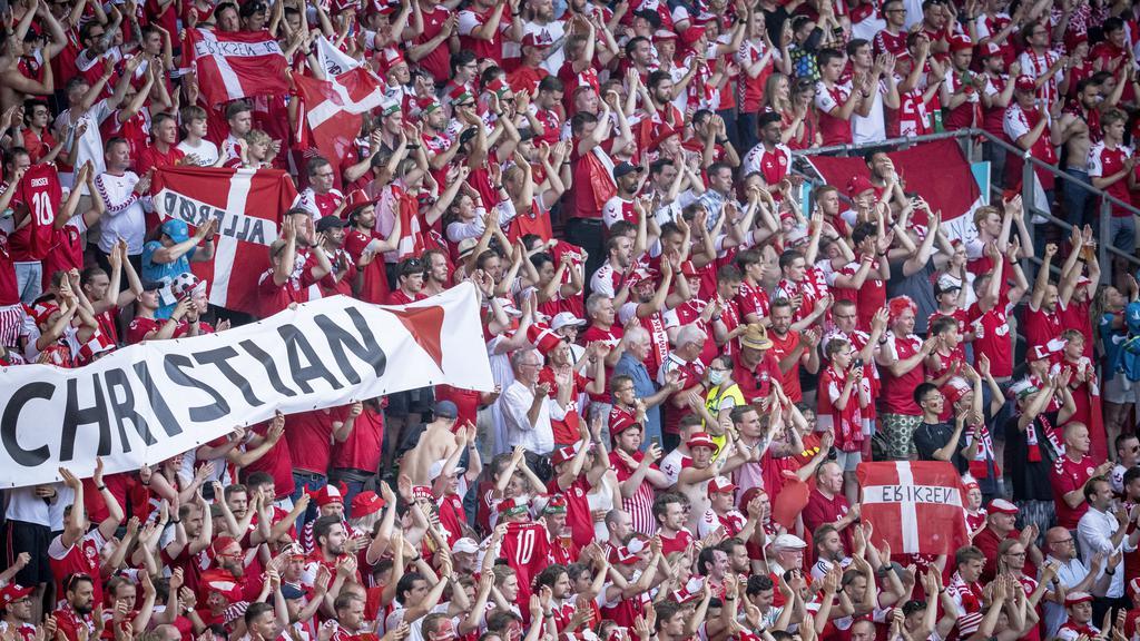 EURO2020: Danmark møder Belgien