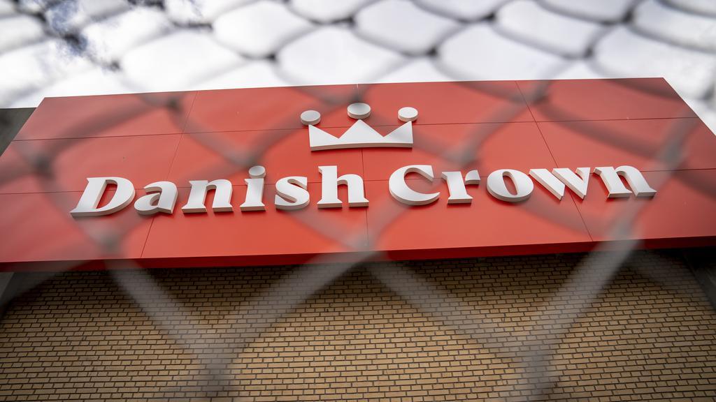 Danish Crown slagteriet hvor mindst 15 medarbejdere er smittet med covid-19