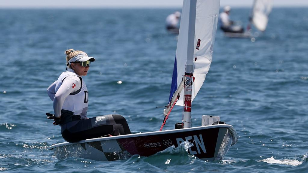 Sailing - Women''s Laser Radial - Opening Series