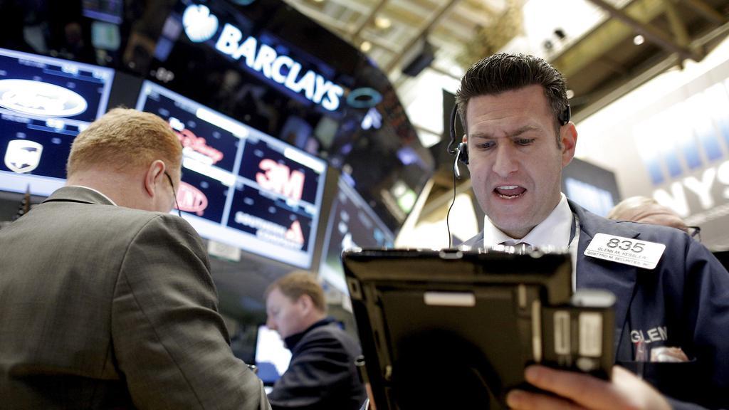 USA: Markedet retter sig oven på kaotisk onsdag...