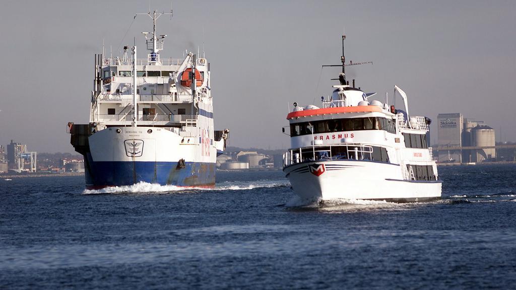 Sejlads mellem Helsingør og Helsingborg indstilles grundet danske corona-restriktioner