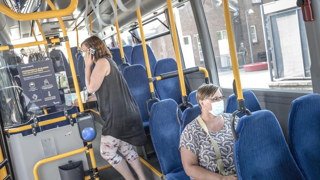 PLUS Skærpet krav om mundbind i seks kommuner