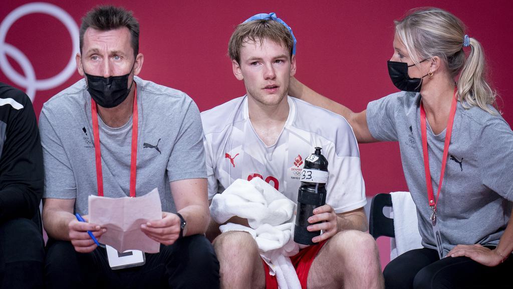 Kvartfinalen mellem Danmark-Norge til OL i Tokyo