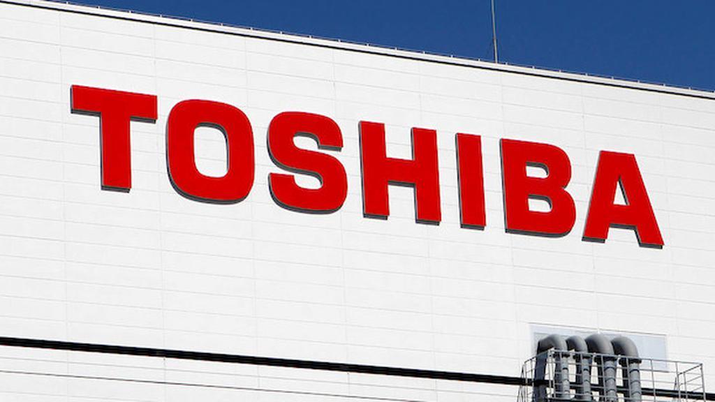 Toshiba Aktien