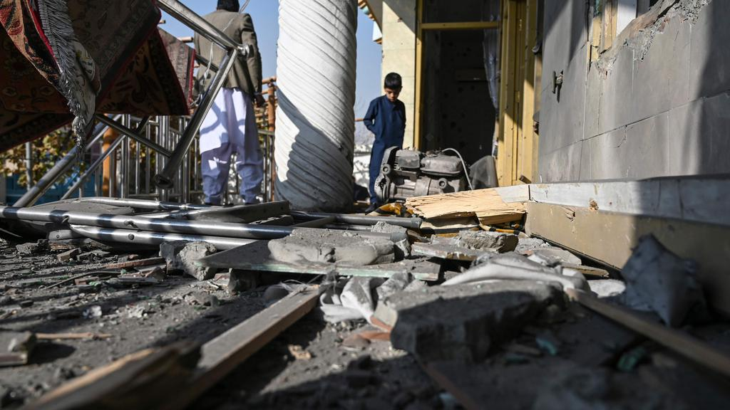 AFGHANISTAN-CONFLICT-EXPLOSIONS