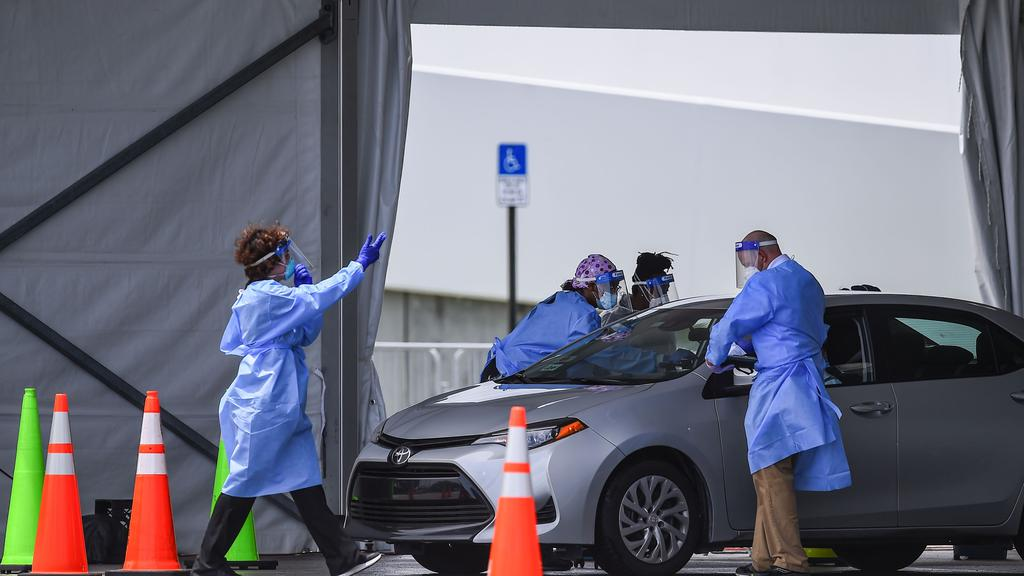 US-HEALTH-VIRUS-FLORIDA-TESTING