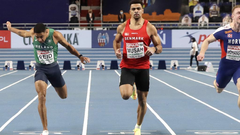 Poland European Indoor Athletics Championships