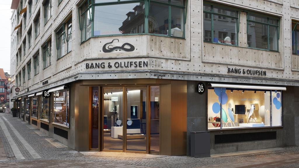 B&O butik Strøget