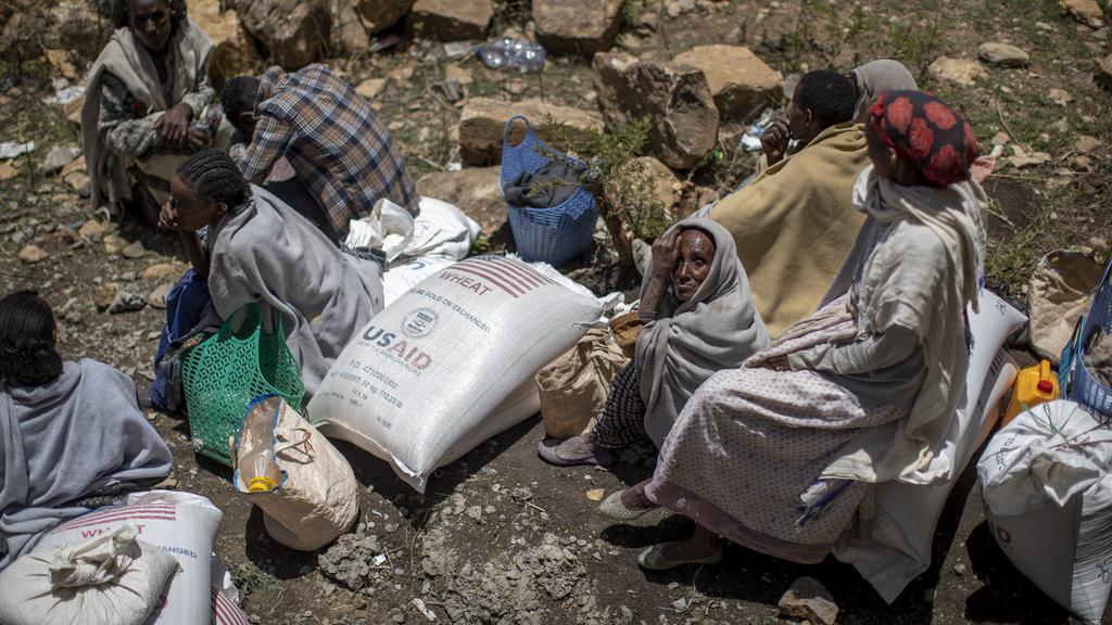 United Nations Ethiopia Famine
