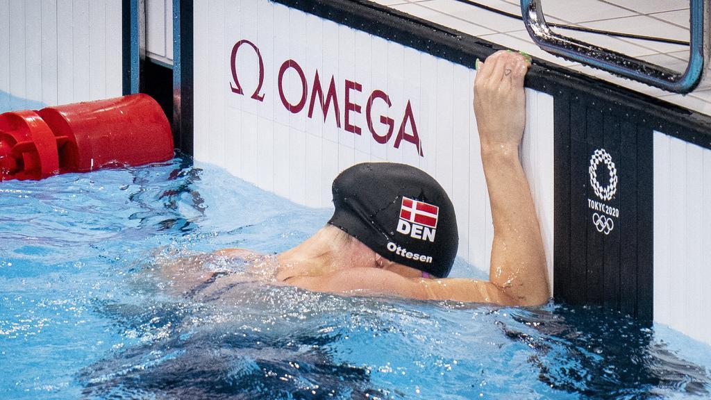 4 x 100 meter fri, finale: Pernille Blume, Julie Kepp Jensen, Jeanette Ottesen, Signe Bro