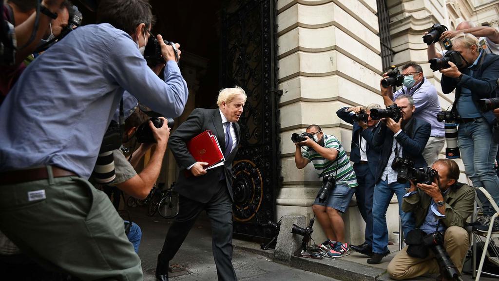 Absurd teater præger brexit-processen  kan Johnson...