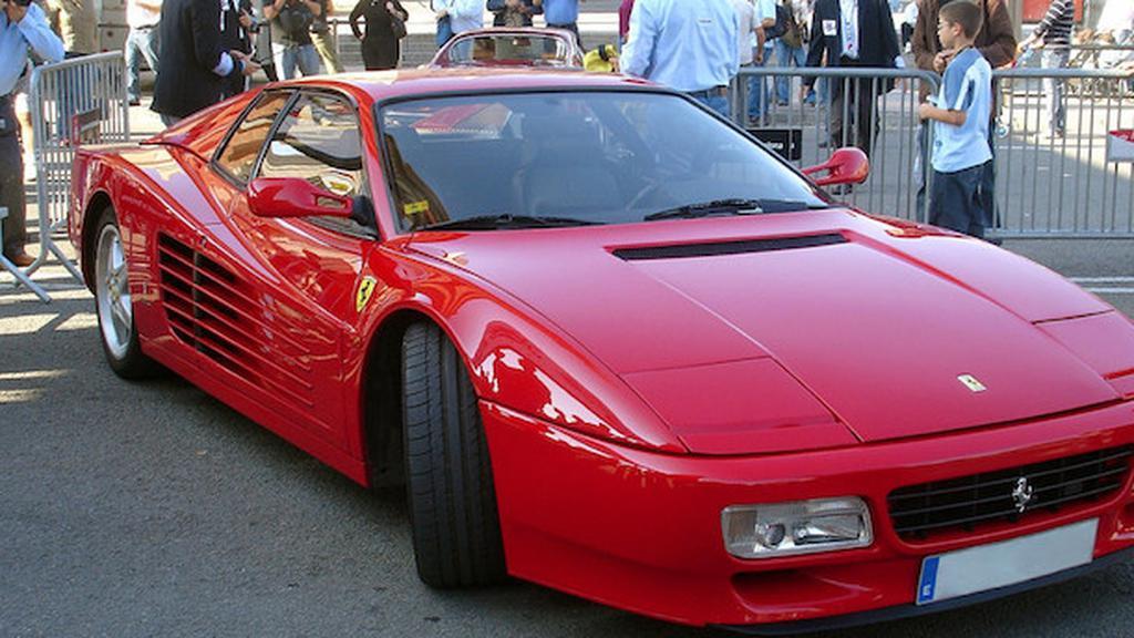 Ferrari Aktien