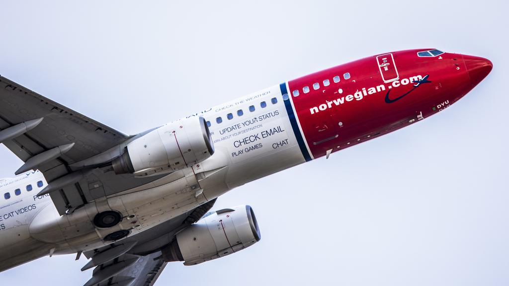 Flyselskabet Norwegian