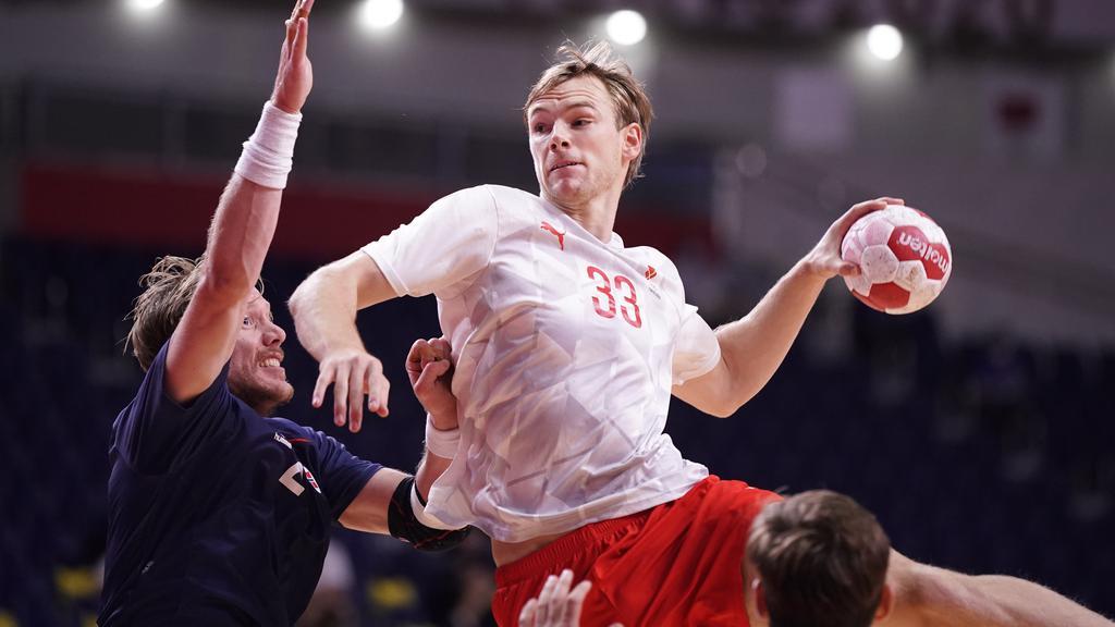 Kvartfinale i håndbold mellem Danmark-Norge til OL i Tokyo
