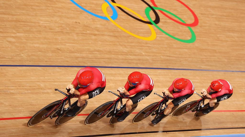 Cycling - Track - Men''s Team Pursuit - Qualification
