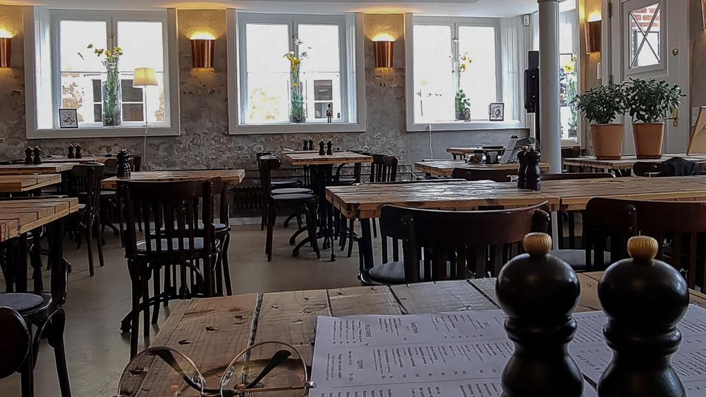Madanmeldelse af Restaurant 1733 fra borsen.dk