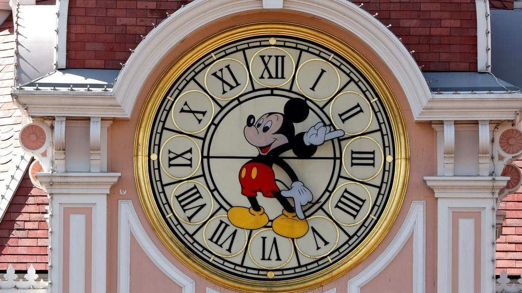 FILE PHOTO: Disneyland Paris gets ready to re-open doors to the public