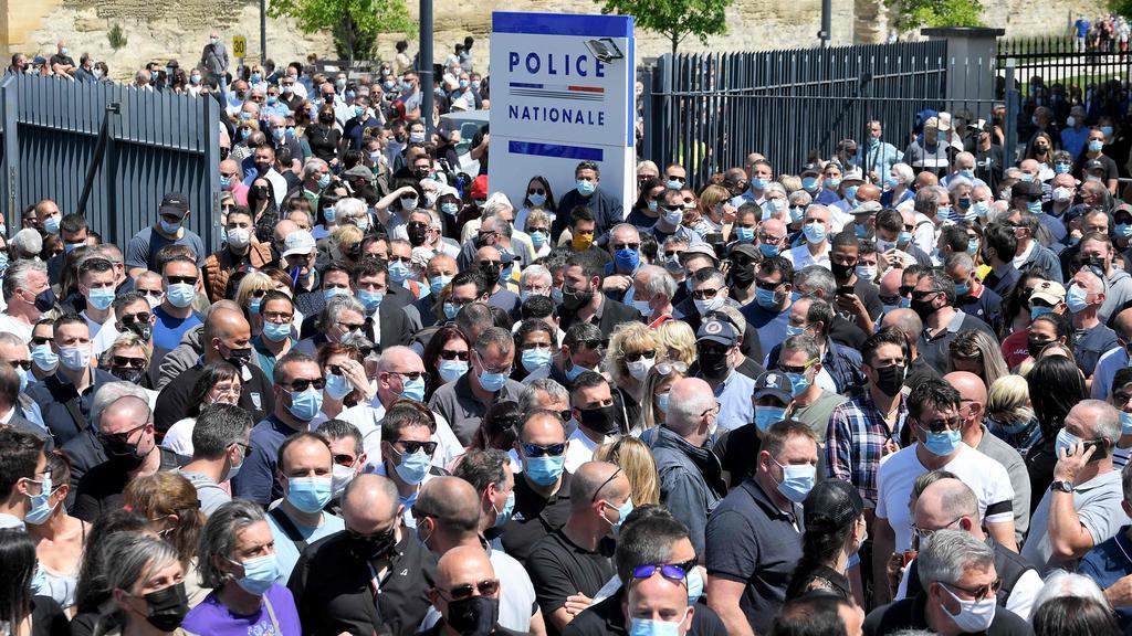 TOPSHOT-FRANCE-POLICE-HOMICIDE-INVESTIGATION-DRUG