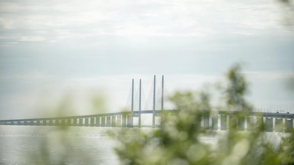 Trafikuheld lukker Øresundsbroen