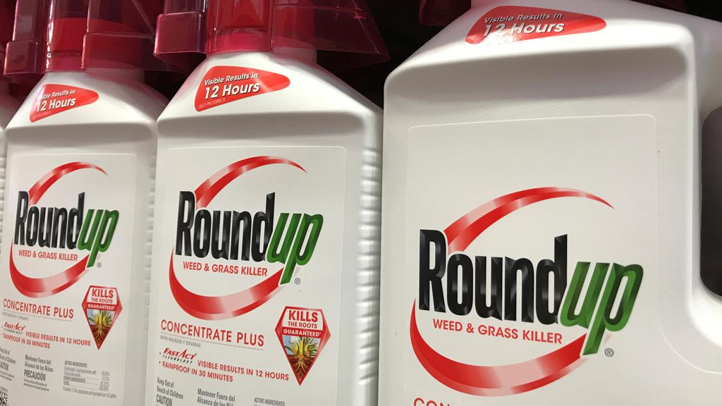 FILE PHOTO: Bayer unit Monsanto Co''s Roundup shown for sale in California