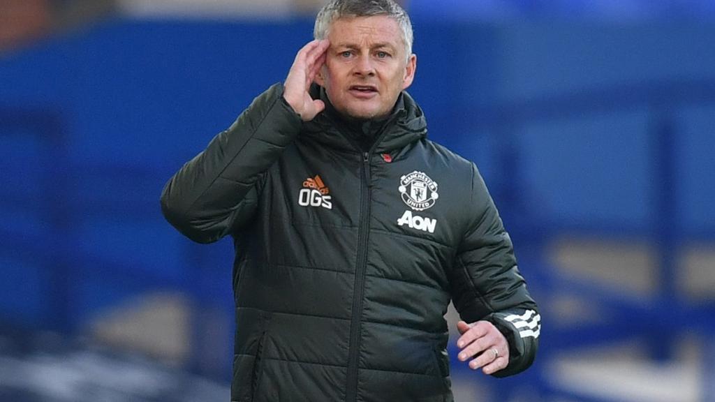 Premier League - Everton v Manchester United