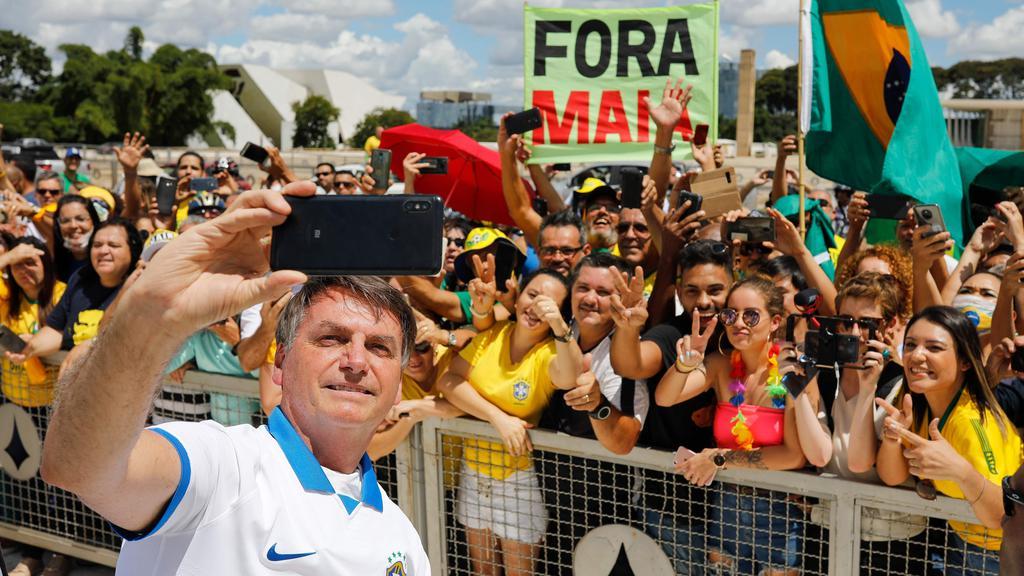 RB PLUS Brasiliens unge rammes hårdt af corona