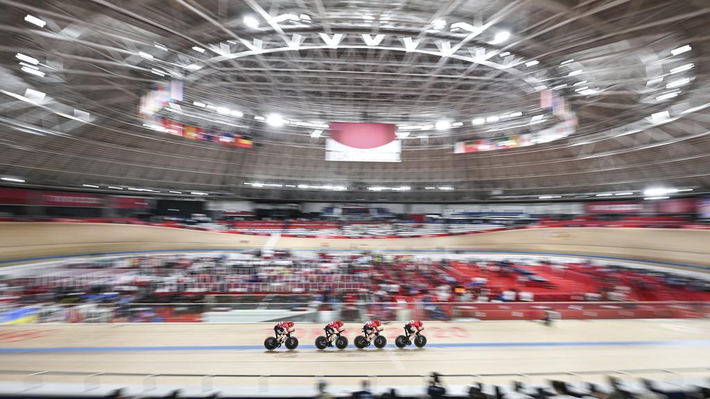 Tokyo 2020 - Track cycling
