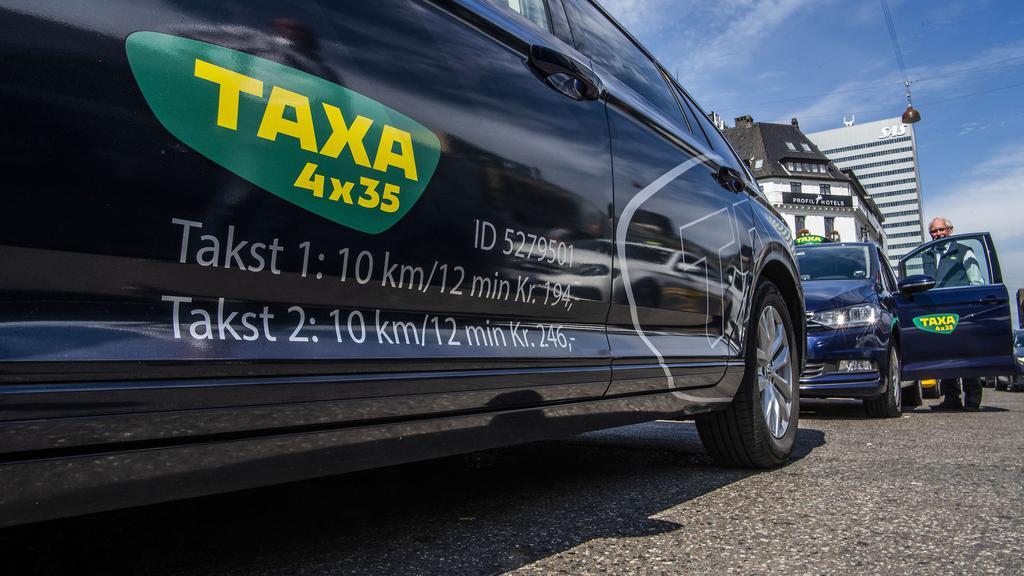 Kobenhavns Politi Tiltaler Taxikaempe For Ulovlig Opbevaring Af Data Fra Op Mod 9 Mio Taxiture