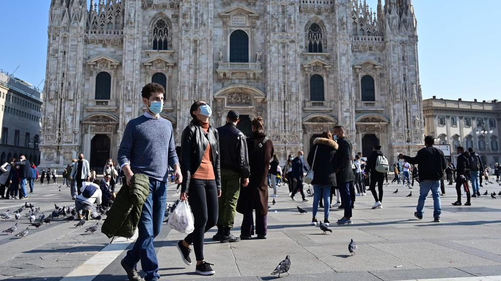 ITALY-MILAN-COVID-HEALTH-VIRUS